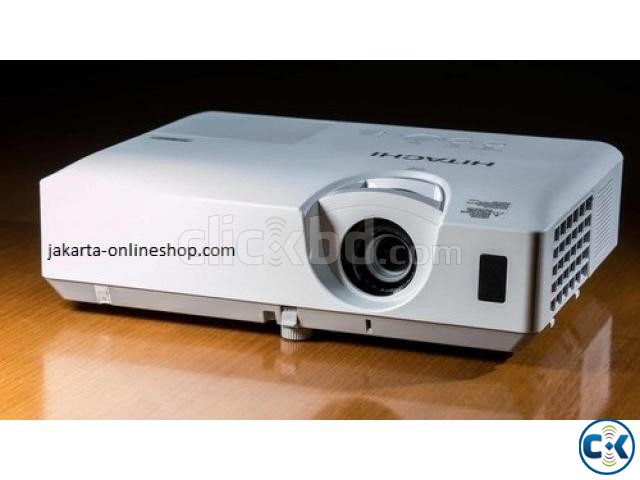 Hitachi CP-X3041WN LCD Projector | ClickBD large image 0