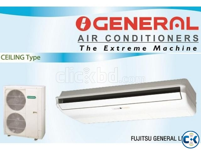 General 5 TON Ceiling Type AC. | ClickBD