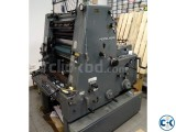 Heidelber GTO 46 52 Used Offset Printing Machine