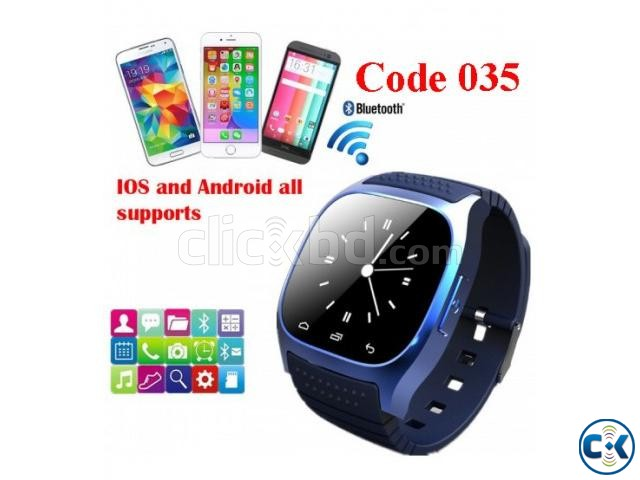 M26 Smart Bluetooth Watch Code 035 Clickbd
