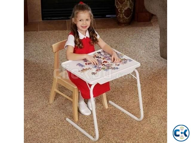 Multi Purpose Study Table For Kids | ClickBD large image 1