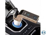 Bluetooth Fm Car Charger