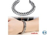 Fashion Punk Style Men s Classical Biker Chain Bracelet -1pc