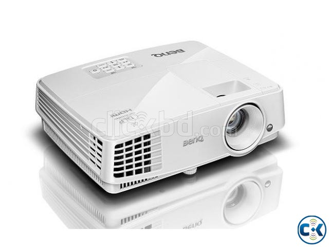 DIRECT IMPORTED BENQ BUSSINES PROJECTOR | ClickBD large image 0