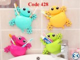 Creative gecko toothbrush holder 2pis