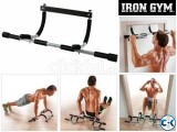 Iron Gym Workout bar