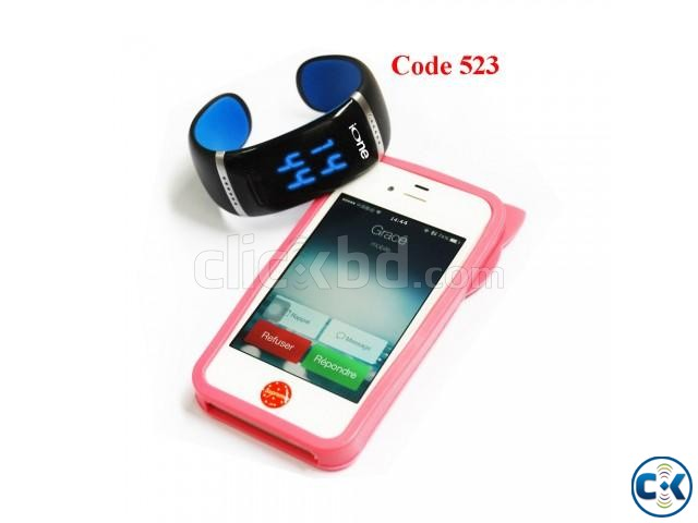 Smart Wireless Bluetooth Bracelet | ClickBD large image 0