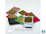Golden Sim Sell Cheap Price