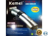 Kemei Cord-Cordless Trimmer Shaver