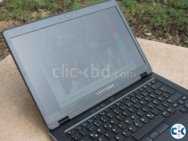 Dell Business Class Ultra Book Core i5 5th Gen 8Hours Charge | ClickBD large image 2
