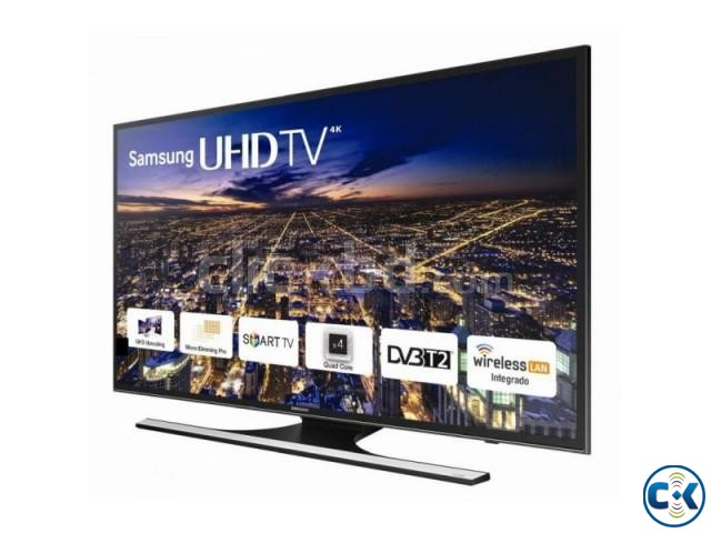 Samsung 4K TV JU6400 55 Inch Smart 4K Ultra HD Television | ClickBD large image 0