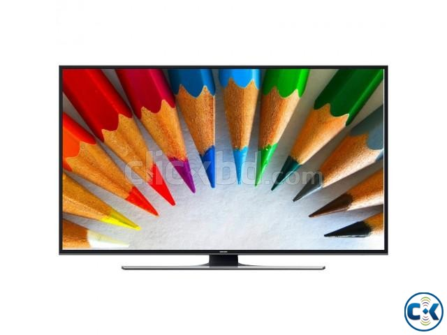 Samsung 4K TV JU6400 55 Inch Smart 4K Ultra HD Television | ClickBD large image 1