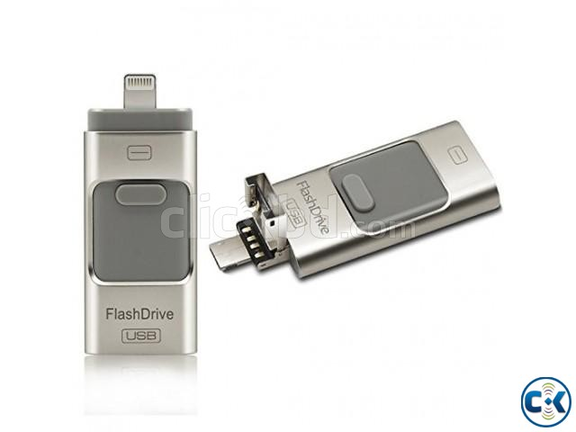 Flash Drive External Storage for for iOS Android | ClickBD large image 1
