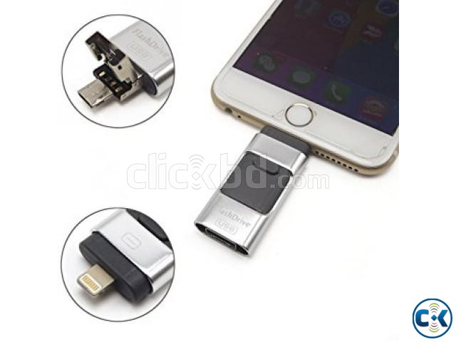 Flash Drive External Storage for for iOS Android | ClickBD large image 2