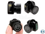 Super Mini Video Camera intact