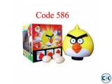 Angry Bird Laying Egg Toy
