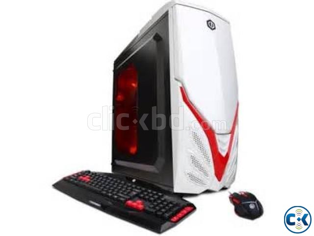 Gaming Pc Core i5 500GB HDD 4GB Ram 3YSW | ClickBD large image 1