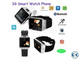 QW09 Original Full Android Wifi 3G Smart Watch Sim Gear in