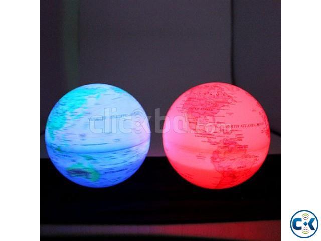 Magic Color Rotating Globe | ClickBD large image 0