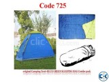 Camping Tent SLEEPING BAG Combo pack