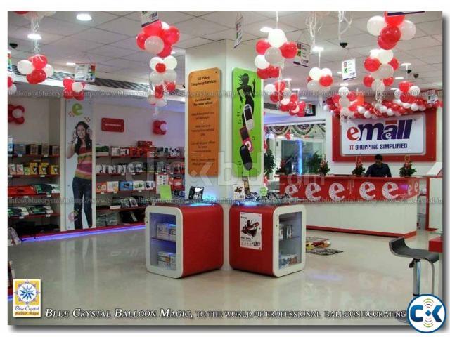 BALLOON decoration showroom | ClickBD large image 0