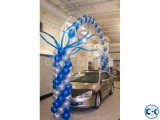 Small image 1 of 5 for balloon car decoration | ClickBD