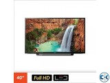 SONY BRAVIA R352D 40INCH FULL HD LED TV
