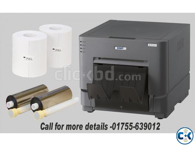 DNP DS RX1 Digital Photo Printer 1 Roll Paper Robbon   ClickBD large image 0