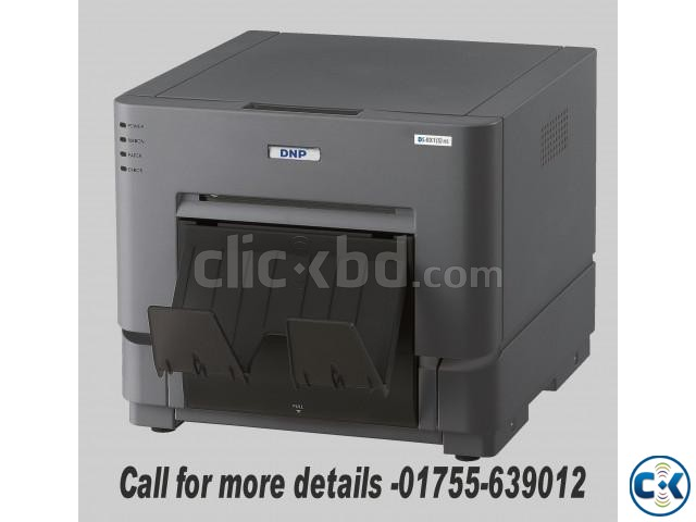 DNP DS RX1 Digital Photo Printer 1 Roll Paper Robbon | ClickBD large image 2