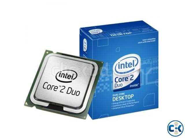 Core 2 duo e7500 Foxconn motherboard 2gbDDR2 ram | ClickBD large image 0