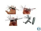 Travel Kit - 12 in 1 Multifunction Knife