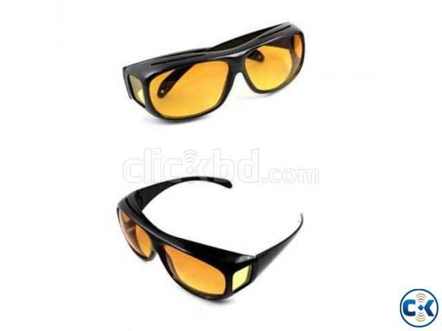 Night HD Vision Sunglasses | ClickBD large image 0