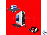 New Gaming Core i3 4Gb Ram 320GB Hdd 3 years warranty
