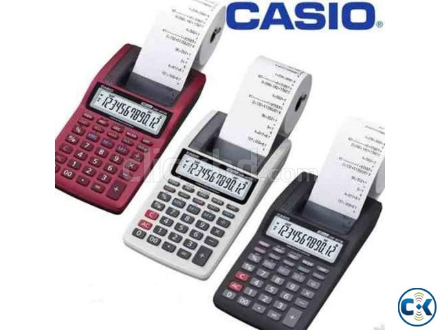 Casio Printing Calculator | ClickBD large image 0