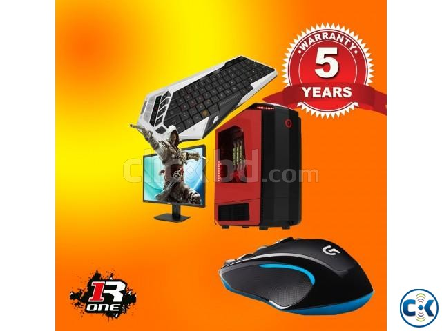 Economic Pc cheap Price Full Computers 3 years warranty | ClickBD large image 0