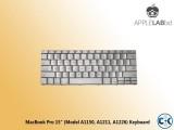 MacBook Pro 15 Model A1150 A1211 A1226 Keyboard