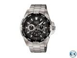 Smart Look Casio Enticer Multi Dial Watch MTD-1069D-1AV