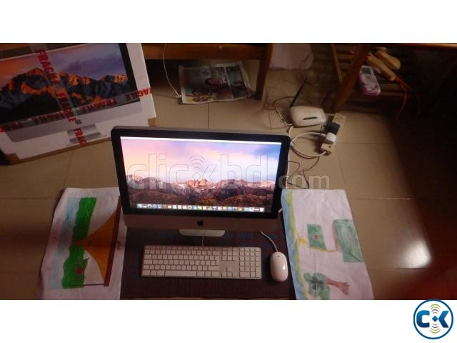 iMac 21.5-inch Mid 2011  | ClickBD large image 1