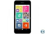 Nokia Lumia 530 4GB ROM 512 MB RAM Brand New Intact