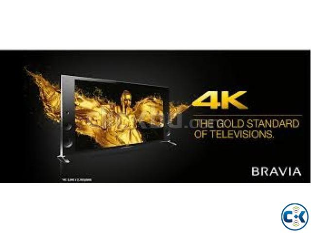 Sony Bravia X8500D 4K UHD 55 Android Wi-Fi Smart LED TV | ClickBD