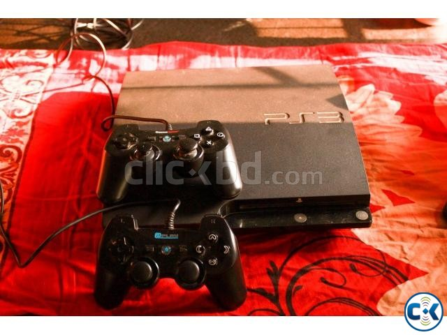 Sony PlayStation 3 Gaming Console PS3  | ClickBD large image 2