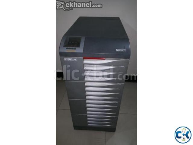 SOCOMEC MASTERYS MC 20 KVA UPS 3 1 | ClickBD large image 0