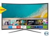 SAMSUNG 49INCH 49K6300 SMART CURVED LED TV @01621091754