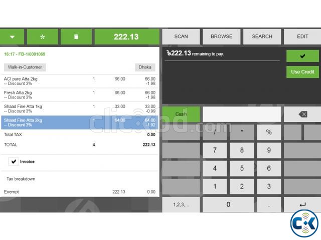 POS system With Inventory and Accounting | ClickBD large image 3