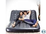 5 in 1 Air-O-Space sofa cum Bed intact Box