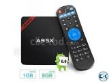 NEXBOX A95X Mini Tv Box With 1GB RAM 8GB ROM Android 6.0
