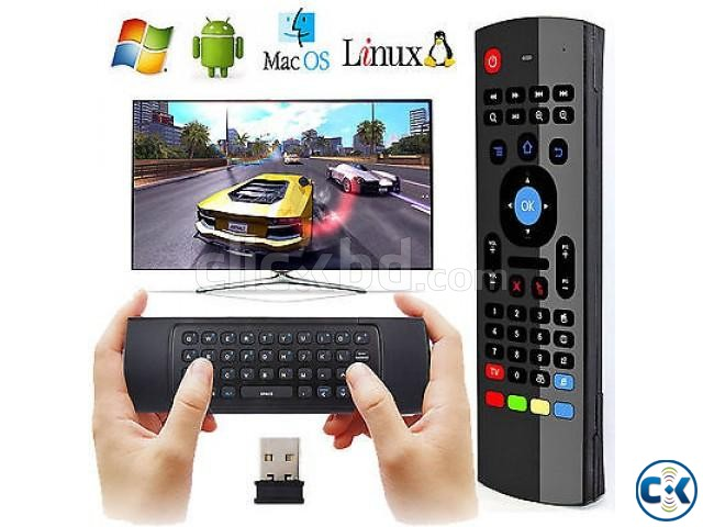 Android TV Box 2 4 GHz mini keyboard Tablet PC Smart TV | ClickBD