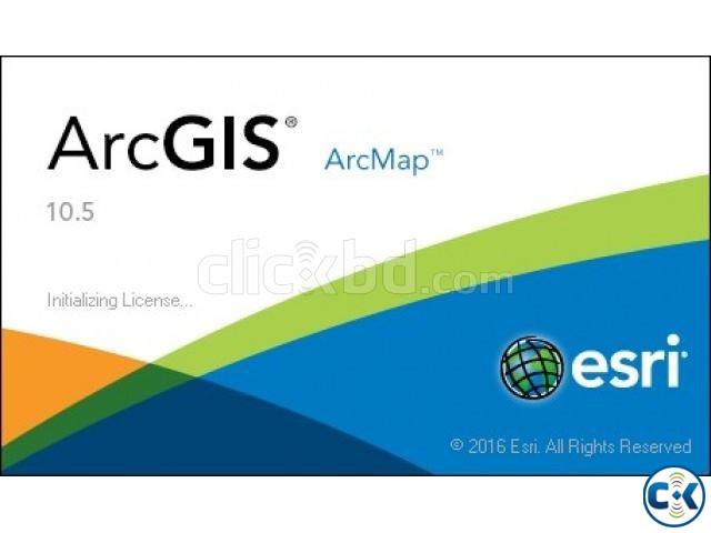 ArcGIS 10.5 -2DVDs | ClickBD large image 0