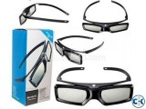 SONY 3D glasses active shutter TDG-BT500A from Japan