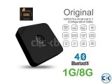 MXQ Pro Quick Play Andorid Tv Box 1G 8G Bluetooth